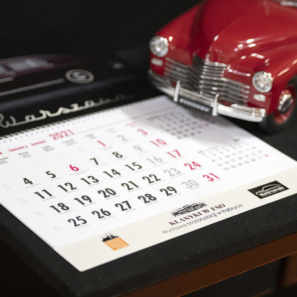 Kalendarz 2021 Muzeum SKARB NARODU