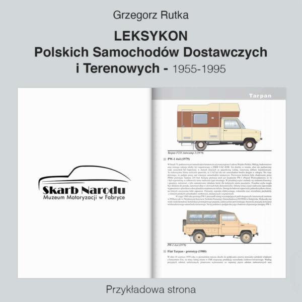 Leksykon Polskich Samochodów Dostawczych i Terenowych - Tarpan