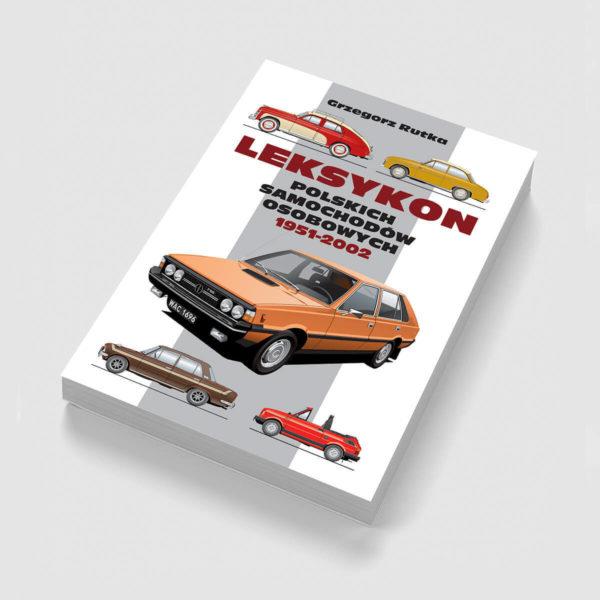 Album z polskimi samochodami osobowymi
