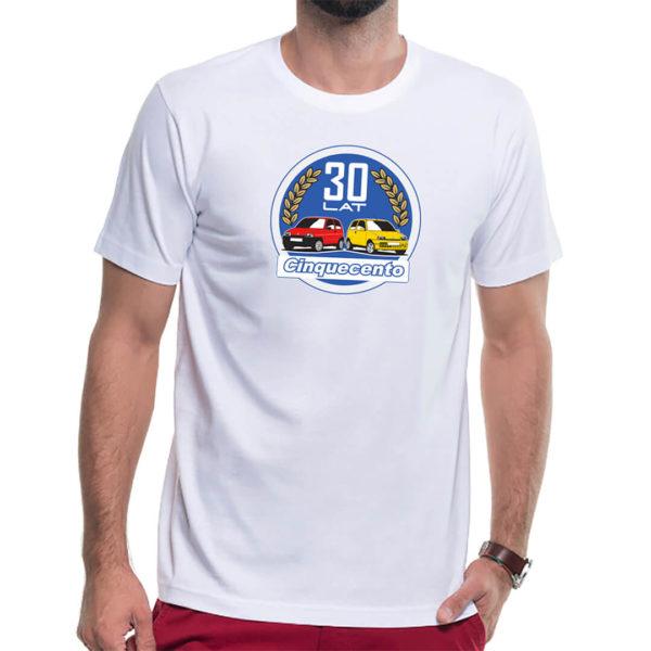 Rajd - 30 Lat Fiata Cinquecento